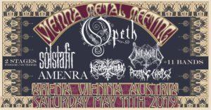 VIENNA METAL MEETING - Vienna, Arena Wien, 11.05.2019.