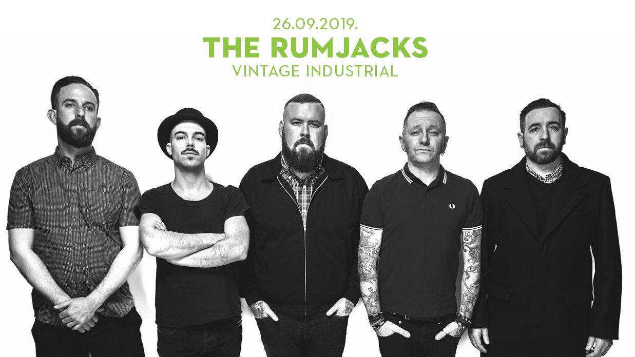 THE RUMJACKS, VIB, Zagreb, 26.09.2019.