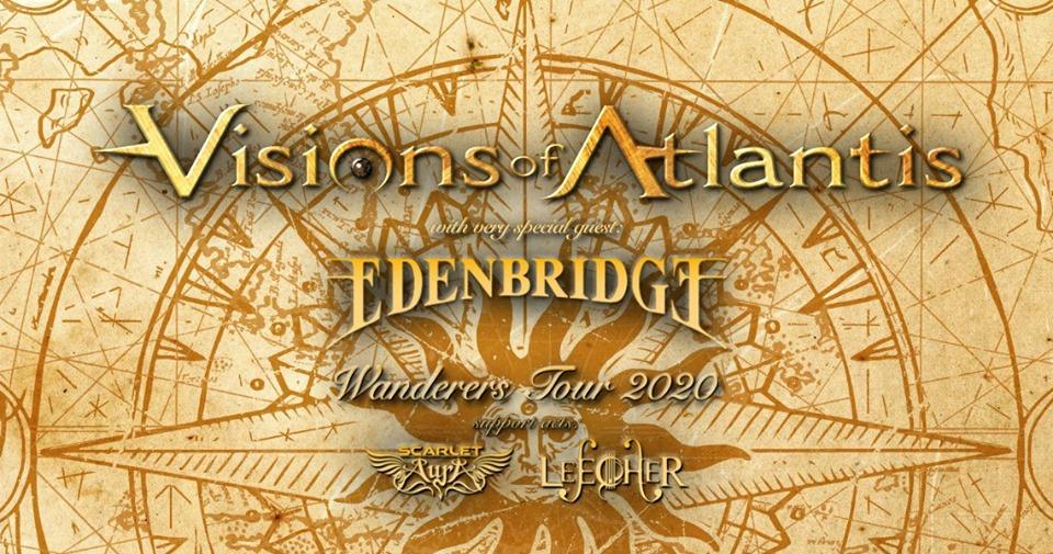 VISIONS OF ATLANTIS, Praha, 02.05.2020