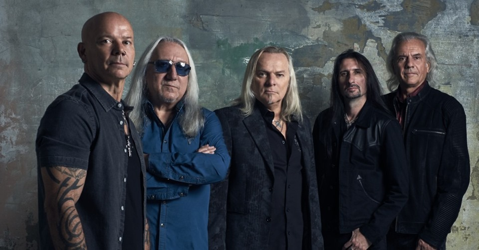 URIAH HEEP, Living The Dream Tour, Barba Negra, Budapest, 5.2.2020.